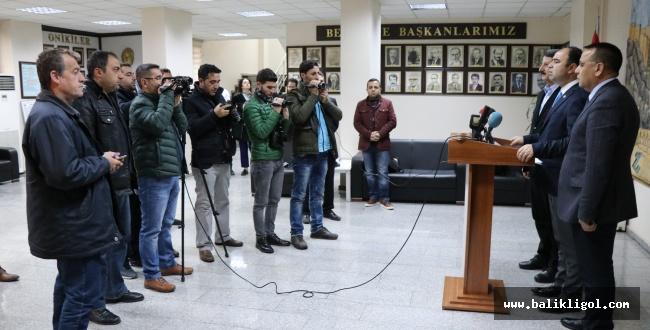 57 Belediye Başkanı Şanlıurfa'ya gelecek