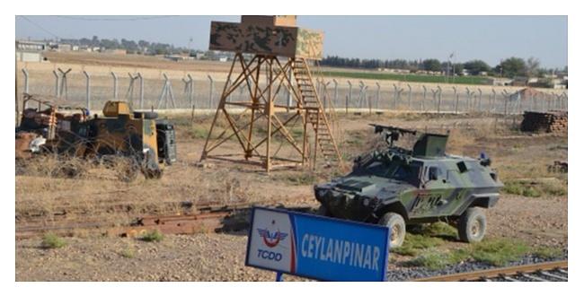 Afrin Opesyonu başlayınca Şanlıurfa sınırında önlemler artırıldı