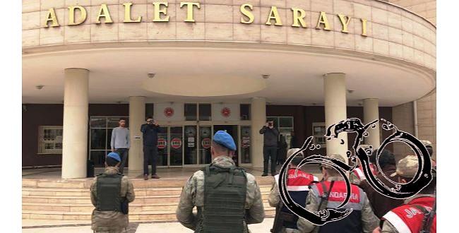 Askeri yapılanmanın mahrem imamlarına operasyon
