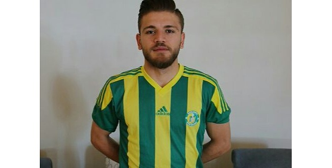 Atiker Konyasporlu İsmail Güven Şanlıurfaspor'da