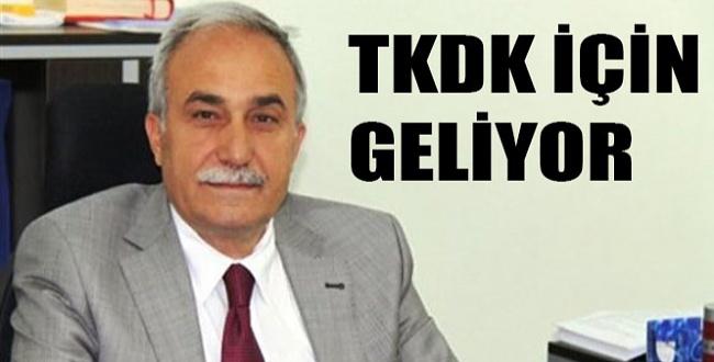 Bakan Fakıbaba TKDK için Şanlıurfa'ya geliyor