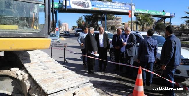Başkan Çitçi: Şanlıurfa'mızın önünü açıyoruz