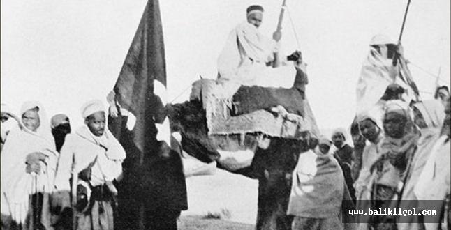 Bir Arabın ağzından Araplar bizi arkadan vurdu sözününün analiz
