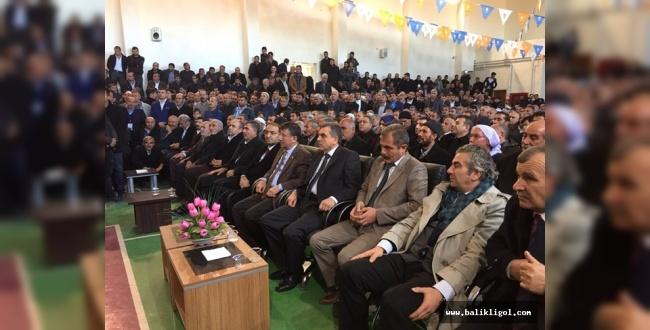 Bozova'daki olaylı kongrede Süleyman Deveci ipi göğüsledi