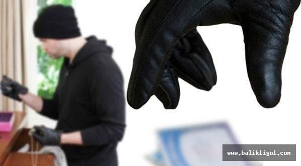 Çocuk hırsızlar yakayı ele verdi