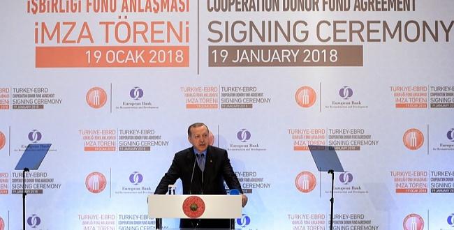"""Erdoğan: Türk Ekonomisi Büyümeye Devam Edecek"""""""