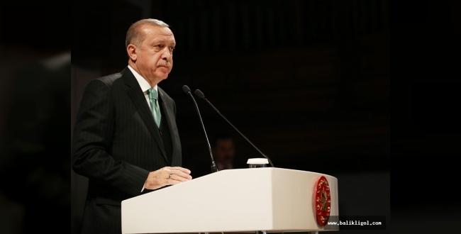 Erdoğan: Bilimin olmadığı yerde vahşet kök salar