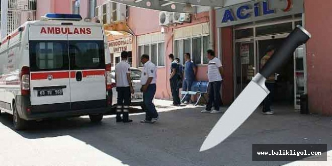 Eyyübiye'de bıçaklı kavga: 1 ölü 1 yaralı