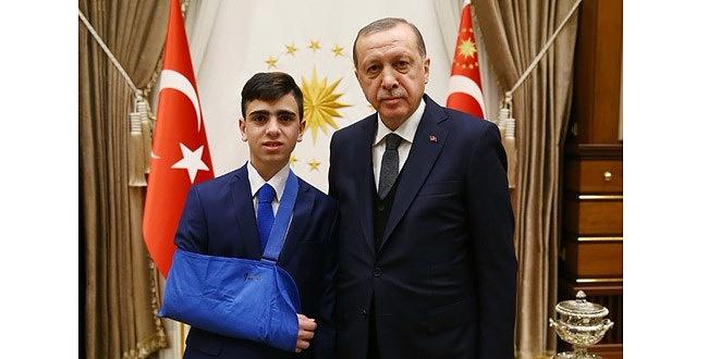 Filistinli Kudüs simgesi El-Cüneydi Türkiye'de