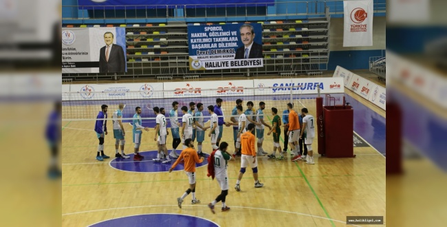 Haliliye Belediyespor Malatya Büyükşehir'i 3-1 yeni