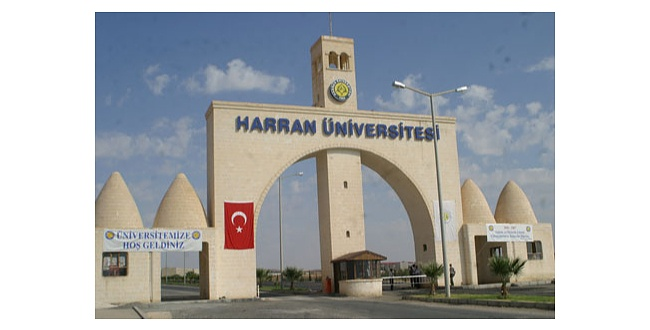 Harran Üniversitesinden o habere yalanlama