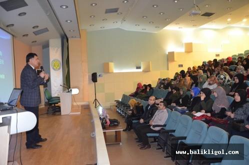 HRÜ'den Lise Öğrencilerine Yönelik Seminerler Dizisi