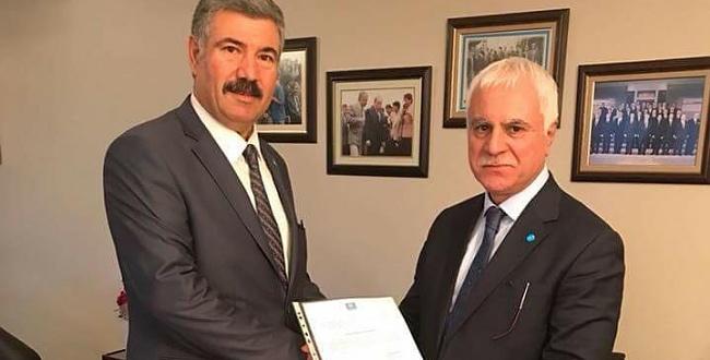 İYİ Parti Şanlıurfa kurucu il başkanı Hasan Oğul atandı