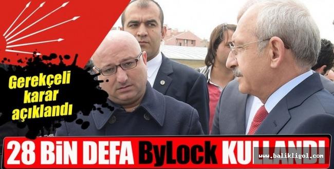 Kılıçdaroğlu'nun Başdanışmanı Fatih Gürsul hakkındaki gerekçeli karar açıklandı