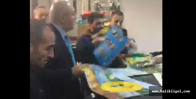 Mahmut Tanal Urfaspor'un formasını giyince meclise alınmadı