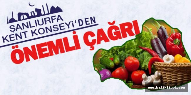 Önemli çağrı!.. Şanlıurfa'da Tarım ve Teknoloji Üniversitesi Kurulmalı