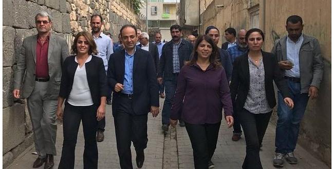 Şanlıurfa milletvekili Osman Baydemir gözaltına alındı