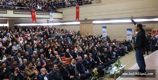 Şanlıurfa'da Hükümlüler İçin Kişisel Gelişim Semineri