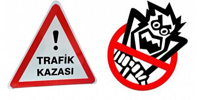 Urfa'da iki ayrı trafik kazası