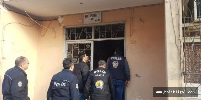 Urfa'da Günübirlik evlere operasyon