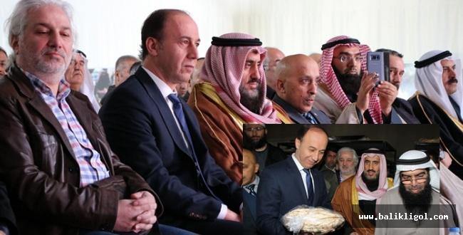Urfa'da Kuveyt Türk Tarahum Ekmek Fırını