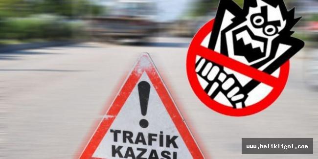 Urfa'da minibüs devrildi: 3 yaralı
