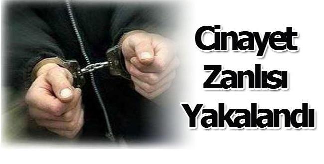 Urfalının cinayet zanlısı Edirne'de yakalandı?