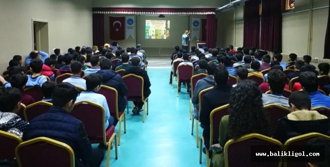 Ali Erkan Kavaklı Şanlıurfa Erbakan İHL'de başarının yollarını anlattı