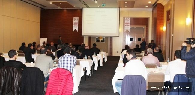 Doğu ve Güneydoğu Anadolu Spinal programı Urfa'da düzenlendi