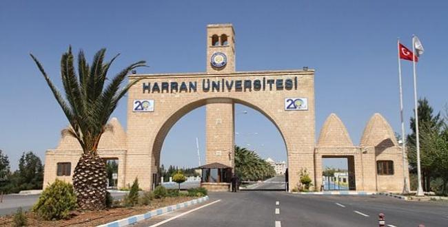 Harran Üniversitesi'nde görev değişikliği