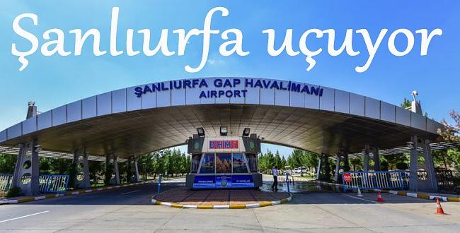 İşte Ocak ayında Şanlıurfa GAP havaalanında taşınan yolcu sayısı