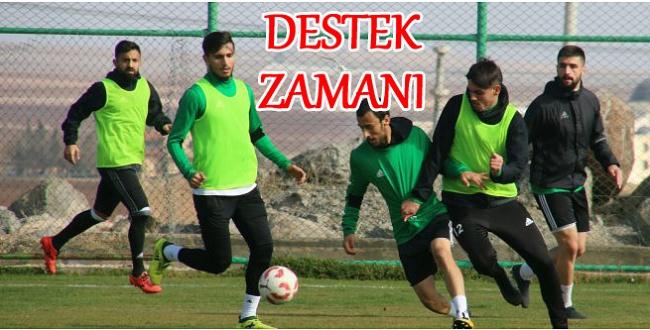 Şanlıurfaspor-Anadolu Selçukspor maçı akşam oynanacak