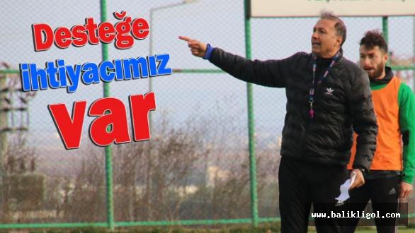 Şanlıurfaspor Kırklarelispor maçı için taraftara çağrıda bulundu