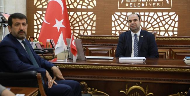 Urfa Erdoğan'ı karşılamaya hazırlanıyor