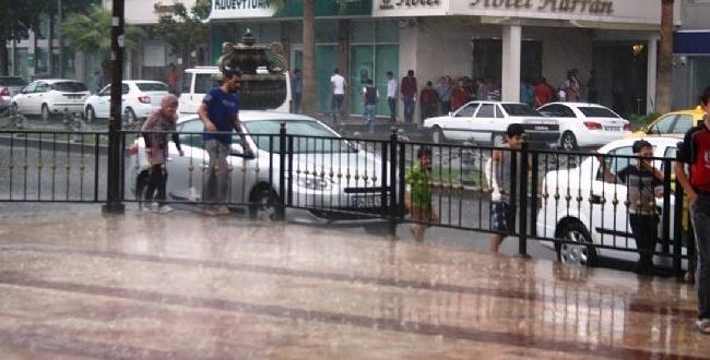 Urfa'da en çok hangi ilçeye yağış düştü?