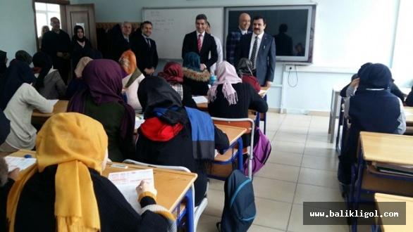 Urfa'da TYT testi yapıldı