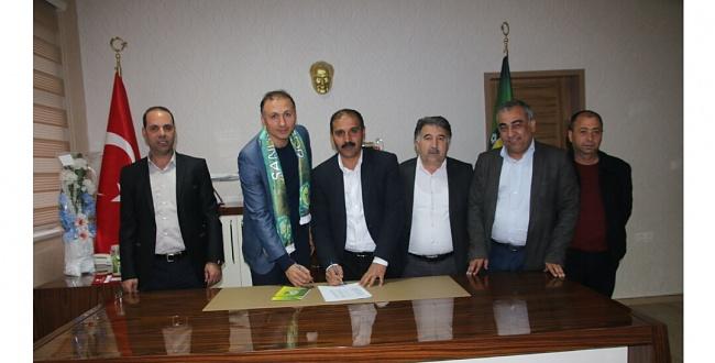 Urfaspor Ahmet Taşyürek ile anlaştı