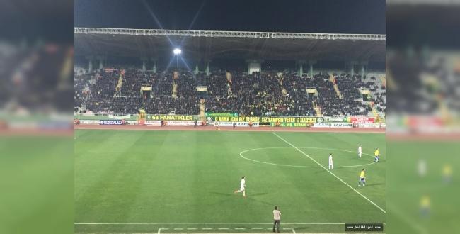Urfaspor sahasında yenildi: 2-0