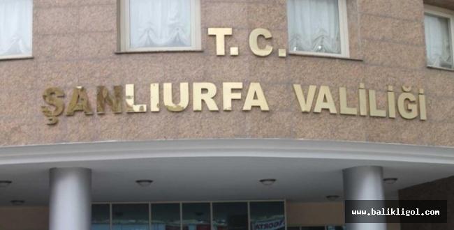 Şanlıurfa Valiliği logosunu değiştirdi