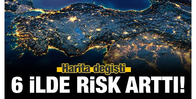 AFAD açıkladı: Urfa'da deprem riski arttı