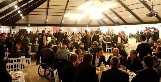 Arakan'da kurulacak 'Şanlıurfa Mahallesi' için bir araya geldiler