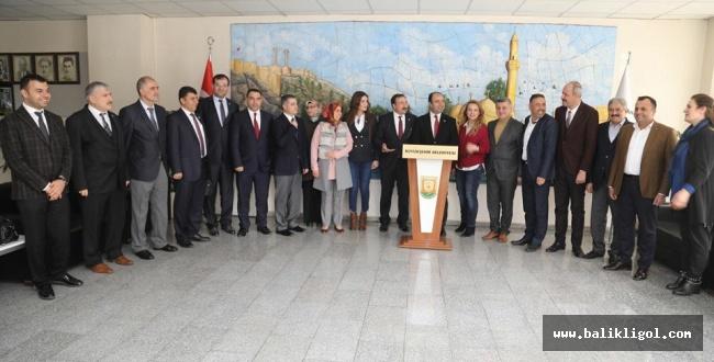 Başkan Nihat Çiftçi, 1-7 Mart Muhasebeciler Haftasını Kutladı