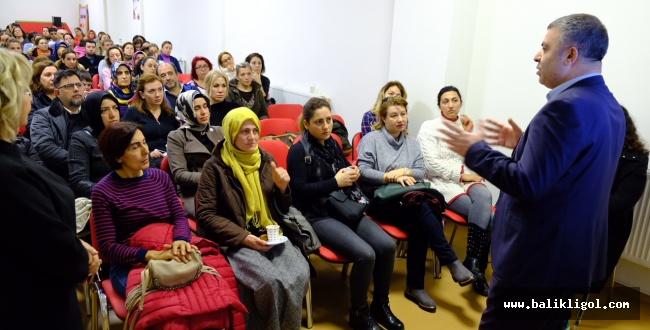 Çapa Bilim Koleji'nde bursluluk sınavı heyecanı
