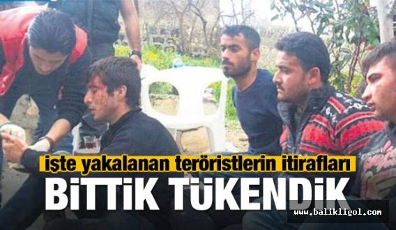 Cinderesi'nde sağ ele geçirilen YPG'li: Türk askeri bizi silecek