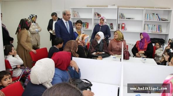Haliliye Belediye, Annemle Okuyorum Projesini Başlattı