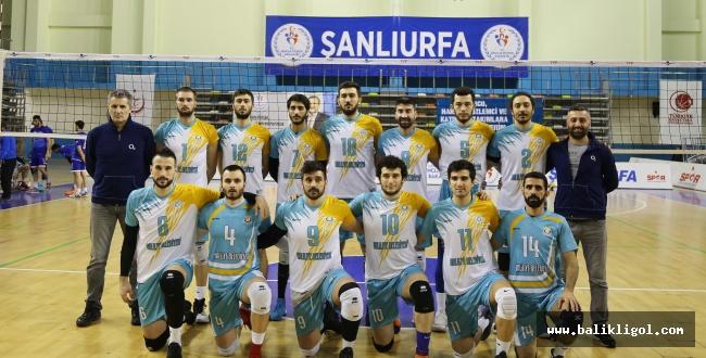 Haliliye Voleybol Takımı, Play- Off'da