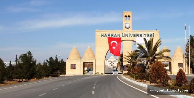 Harran Üniversitesi Devlet Üniversiteleri Arasında Birinci Oldu