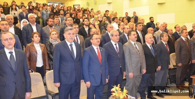 HRÜ'de İstiklal Marşının Kabulü ve Mehmet Akif Ersoy'u Anma Programı düzenlendi