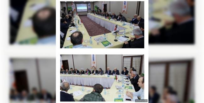 Korsan Yayınla Mücadele Çalıştayı III Şanlıurfa'da yapıldı