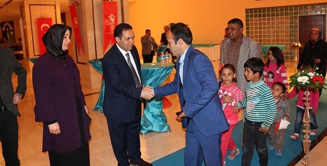 Şanlıurfa ASPİM, Şehitler ve Gaziler onuruna program düzenledi